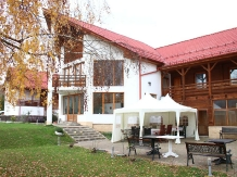 Rural accommodation at  Pensiunea Isuica