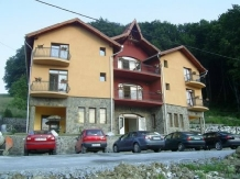 Rural accommodation at  Pensiunea Fortuna