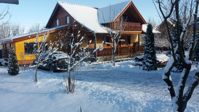 Pensiunea Karina - accommodation in  Sibiu Surroundings (01)