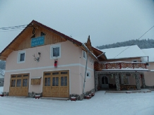 Rural accommodation at  Pensiunea Paradiso