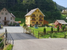 Rural accommodation at  Pensiunea Emanuel