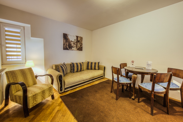 Residence Central Annapolis - Apartament Standard ( dormitor + living )